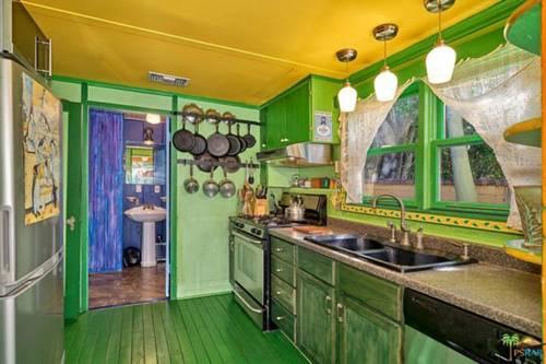 phòng bếp ấn tượng