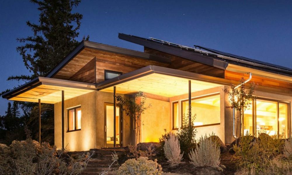 Ngôi nhà xanh mơ ước