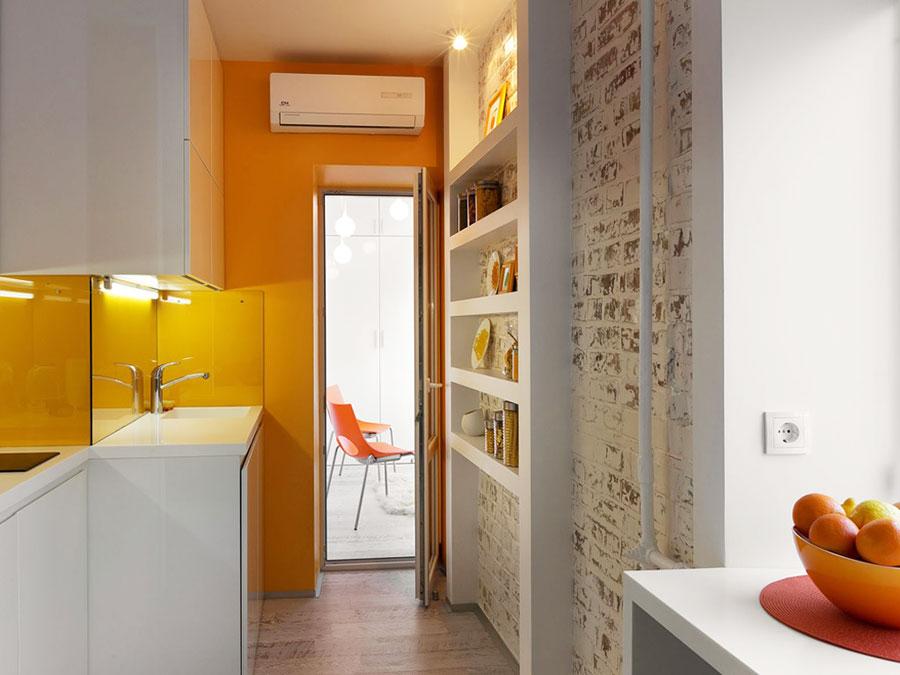 tường bếp