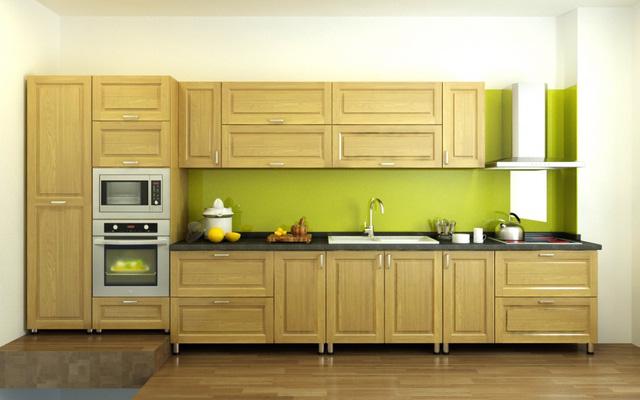 Những tủ bếp đơn giản nhưng khiến không gian bếp đẹp và sang đến không ngờ - Ảnh 7.