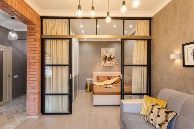 Say đắm ngắm căn hộ 41m2 đẹp hoàn hảo - Ảnh 9.
