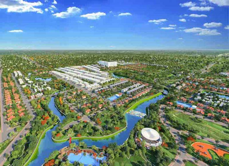 Khu đô thị Viva Park - Đà Lạt của miền Đông