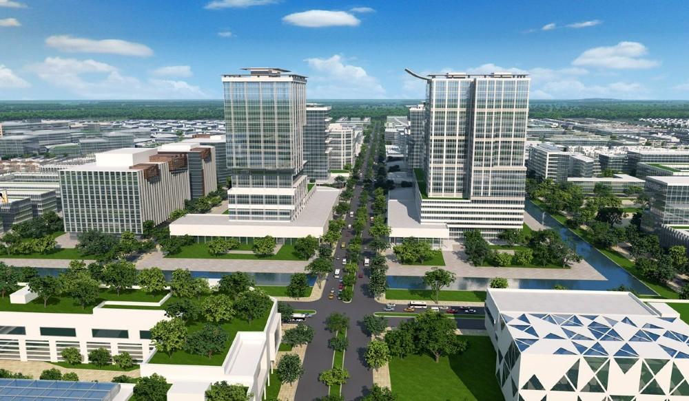 Thị trường Bình Dương Penthouse Roxana Plaza